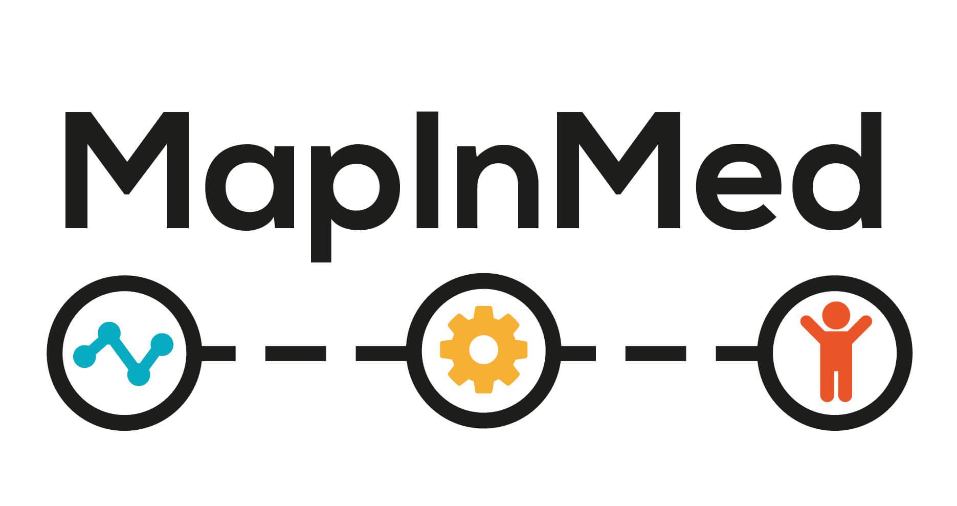 MapInMed Logo